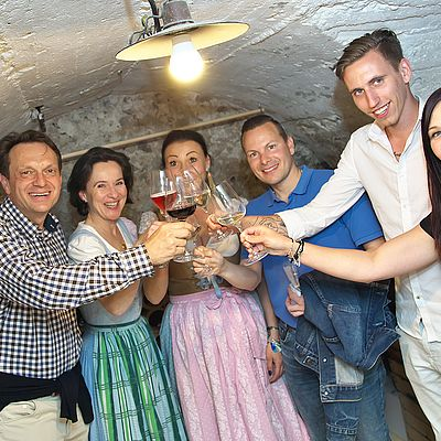 Eröffnung Kaisers Feinstes 2018