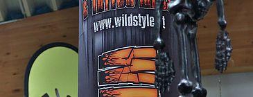 Wildstyle Tattoo Messe