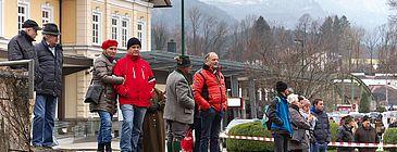 Ischler Lokalbahn - neues Zuhase